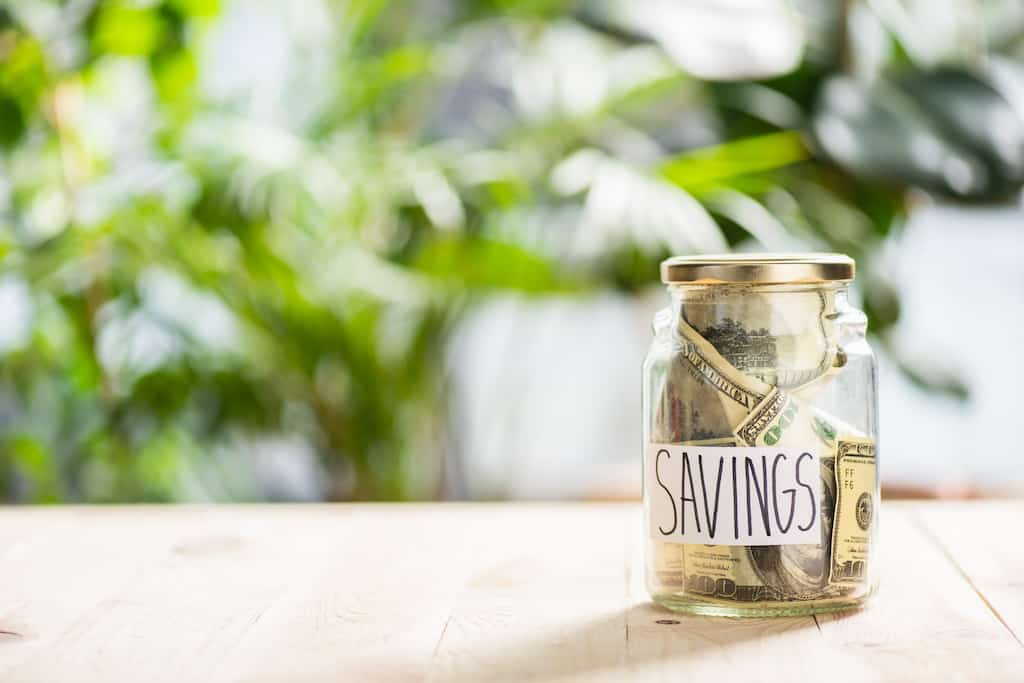 Like a savings jar, a reserve account helps an HOA board plan for surprise costs.